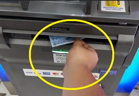Ambil Uang Tunai
