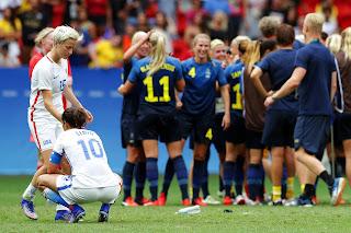 Sweden Women's Soccer, US womens soccer team, 2016 Rio Olympics