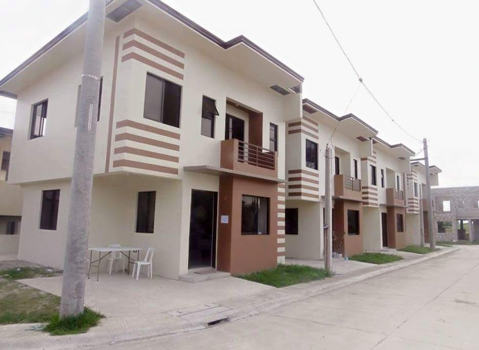 House and lot cavite subdivision for Subdivision home designs
