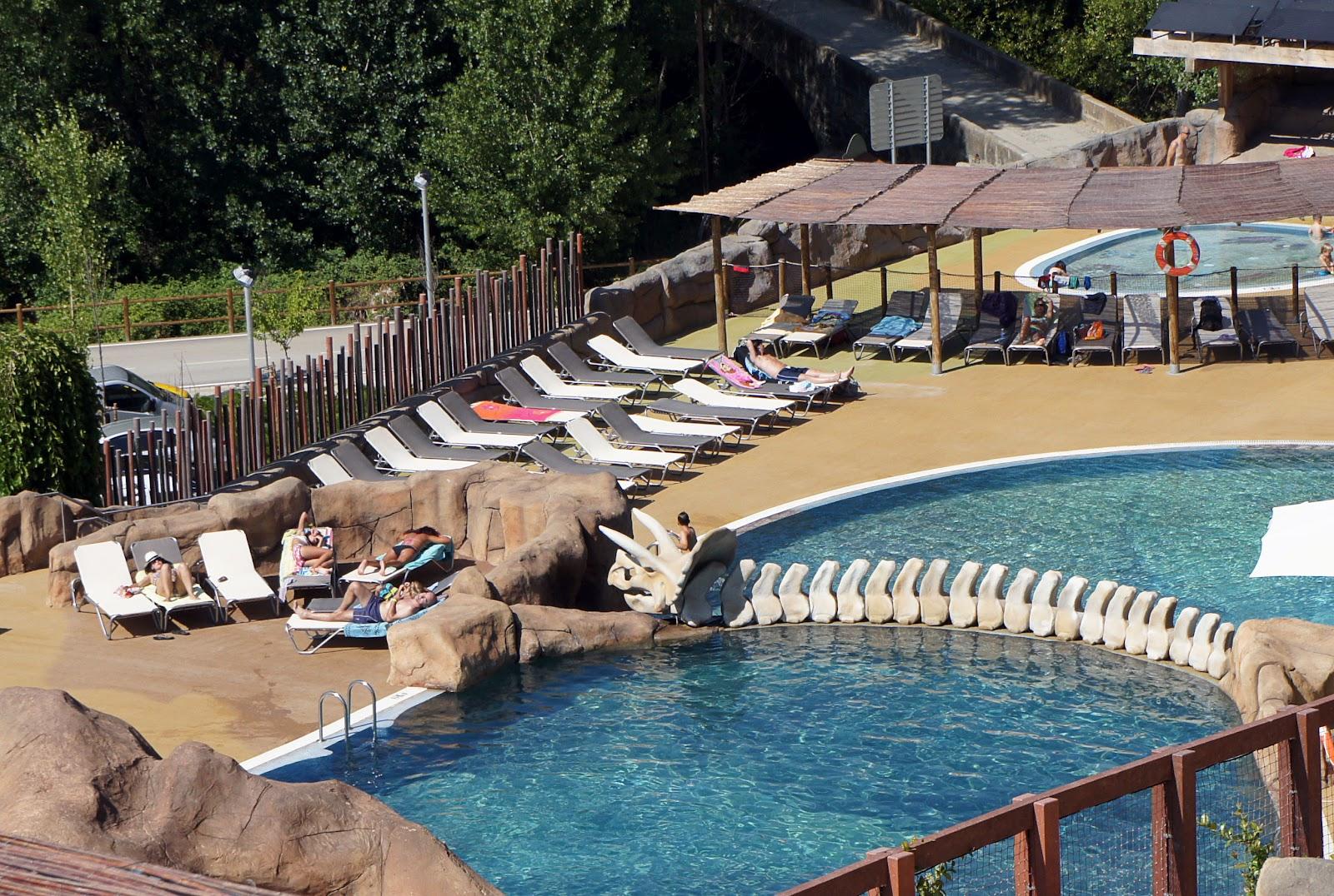 Los bichos de la piscina de el barranco perdido for Que hacer en la piscina