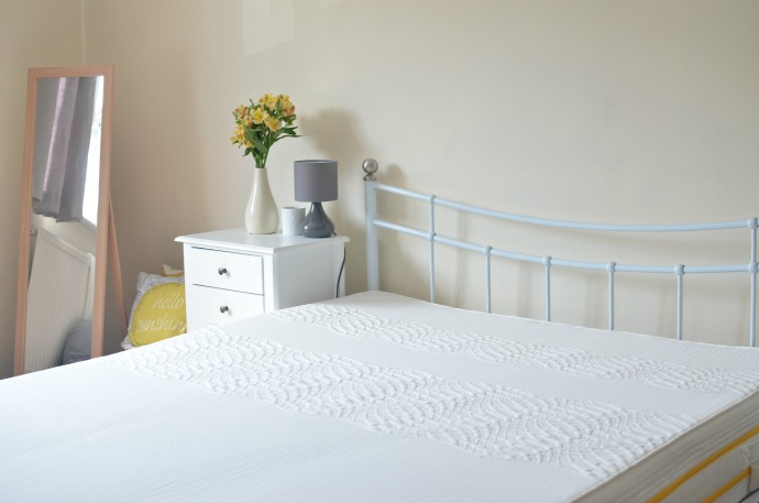 sleep origins, themummyadventure.com, contoured mattress