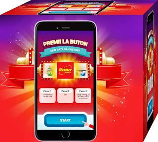 regulamentul castigatori concurs penny premii la buton 2019