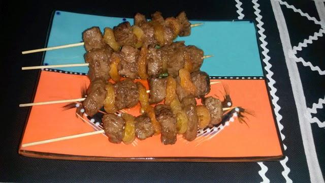 Marinated Venison Kebab Recipe Edible Gold Gold