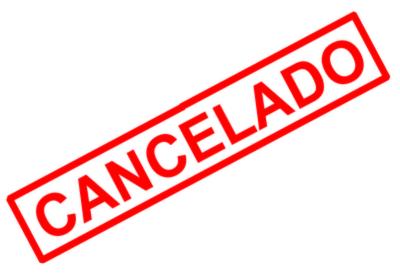 Cancelamento de compra Estorno