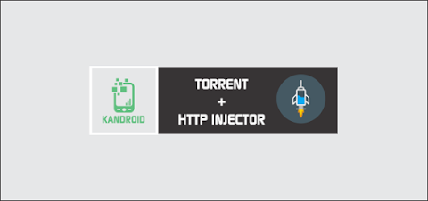 Como baixar torrents via HTTP INJECTOR ?