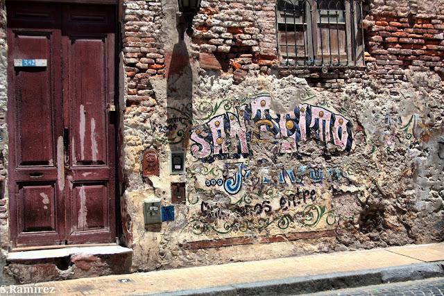 Crónicas maradonianas: San Telmo