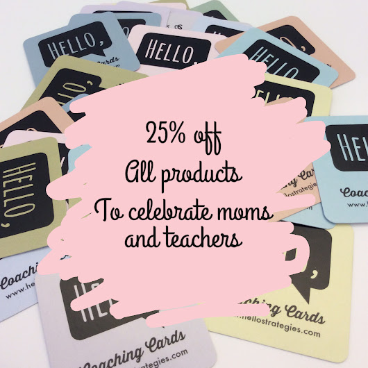 Gifts for Teachers and Moms