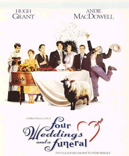 Four Weddings And A Funeral Full Movie In Hindi Download: MYC! News: Of Rom-coms And Sappy Disasters