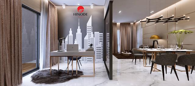 giá bán căn hộ Hinode City