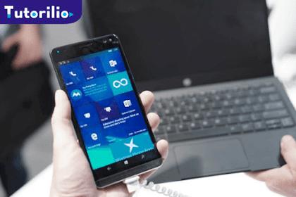 Cara Handphone Android Jadi Modem Laptop