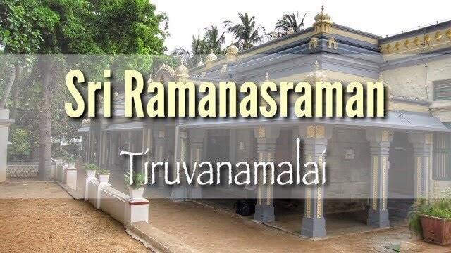 Ramana-Maharshi-Ashram-Tiruvanamalai