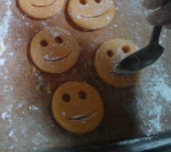Resepi Kentang Goreng Senyum