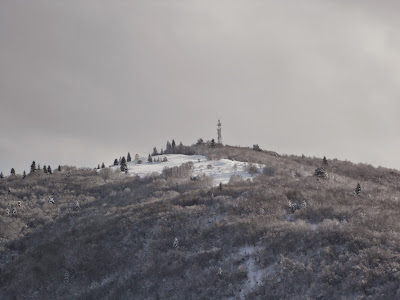 Wycieczka na Jarmutę zimą.
