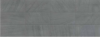 Colored body porcelain stoneware GLOW ANTHRACITE