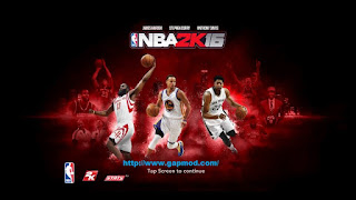 NBA2K16 Apk Android Games