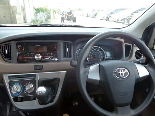 Toyota Calya Agya Indonesia