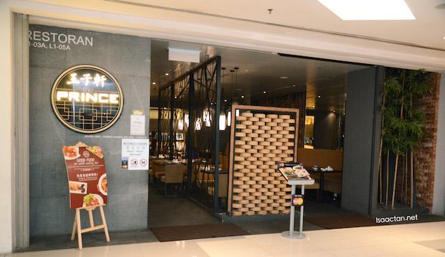 The Prince Restaurant @ 1Mont Kiara Mall, Kuala Lumpur