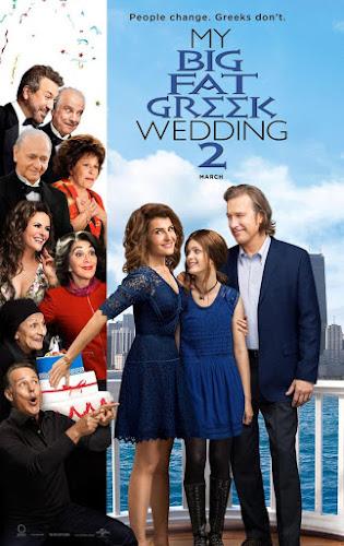 My Big Fat Greek Wedding 2 (BRRip 720p Dual Latino / Ingles) (2016)
