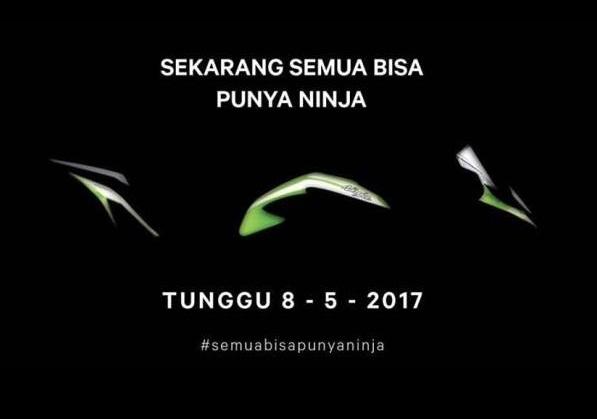 KMI tebar teaser siluet Ninja dengan tagline menggiurkan, Ninja 200SL kah ? atau malah . .