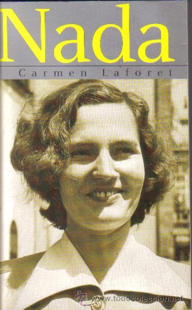 Entre un jardin de libros: NADA / CARMEN LAFORET