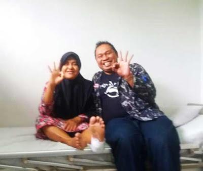 Oji, Dirut Advokasi Jamkeswatch Siap Berlaga Untuk DPRD Kabupaten Bekasi Dapil 4