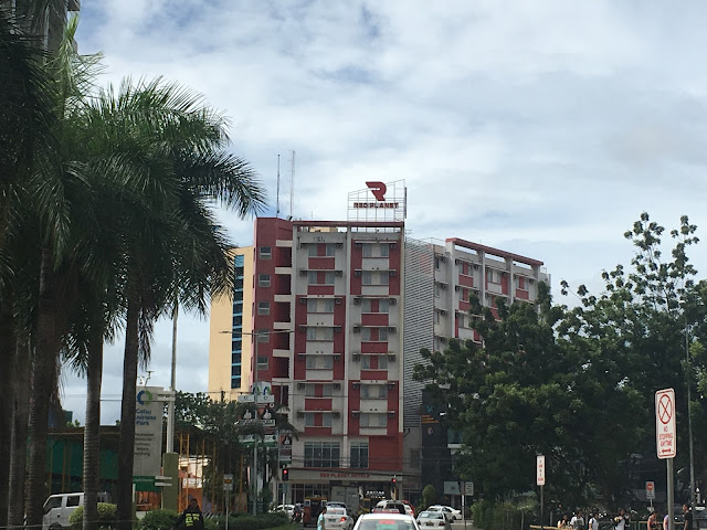 Hotel in Cebu near mall Red Planet Cebu