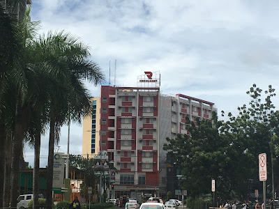 Where to Stay in Cebu Red Planet near Ayala
