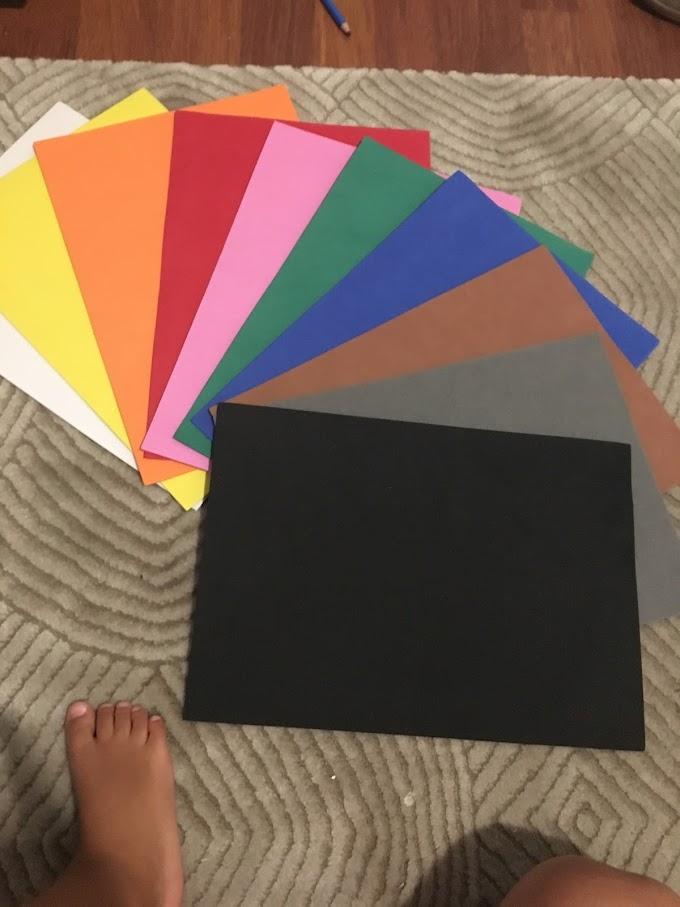 Renkleri Öğreniyoruz