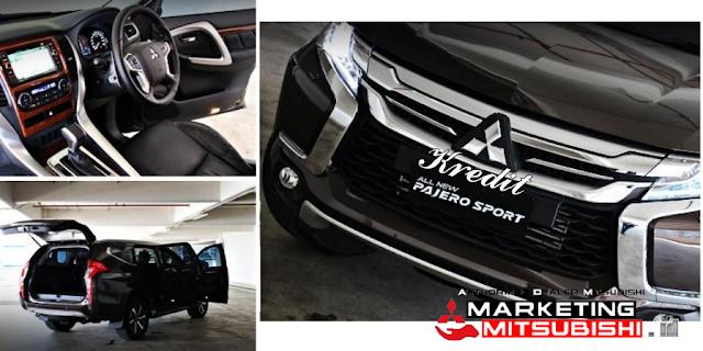 Paket Kredit Mitsubishi All New Pajero Sport Mitsubishi Bintaro