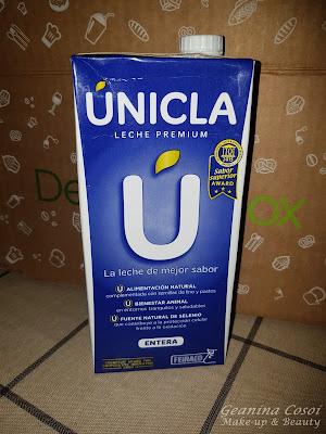 Feiraco Unicla Leche Premium Caja Degustabox Mayo 2016