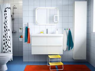 Kopalnica - kopalniško pohištvo.