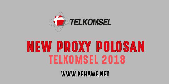 Proxy Baru Polosan Telkomsel 16 November 2017