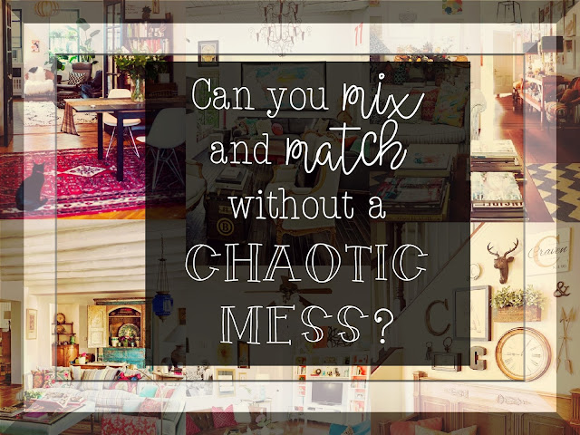 Can You Mix and Match Without A Chaotic Mess?