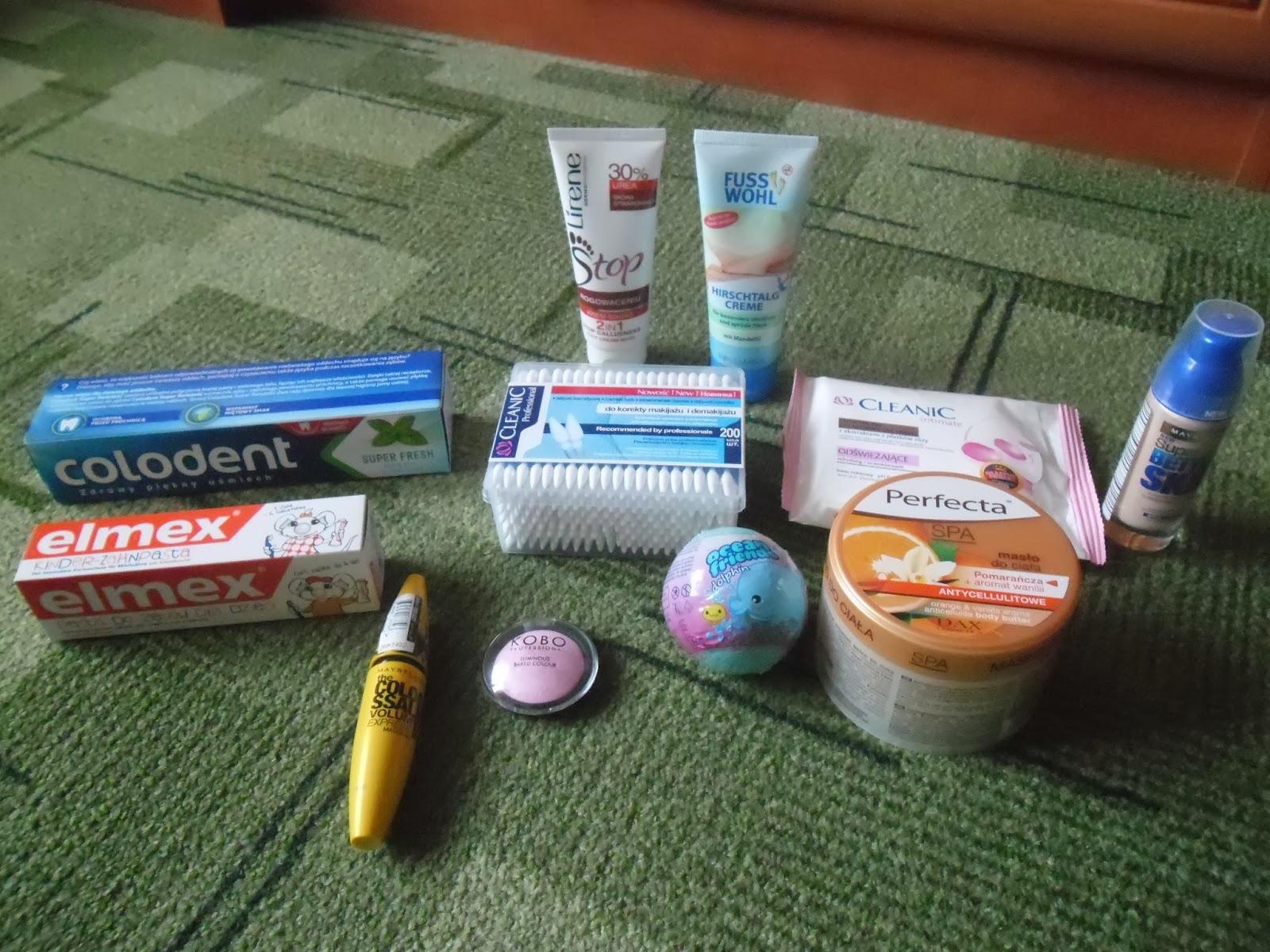 Kolejne Zakupy Kosmetyczne :)