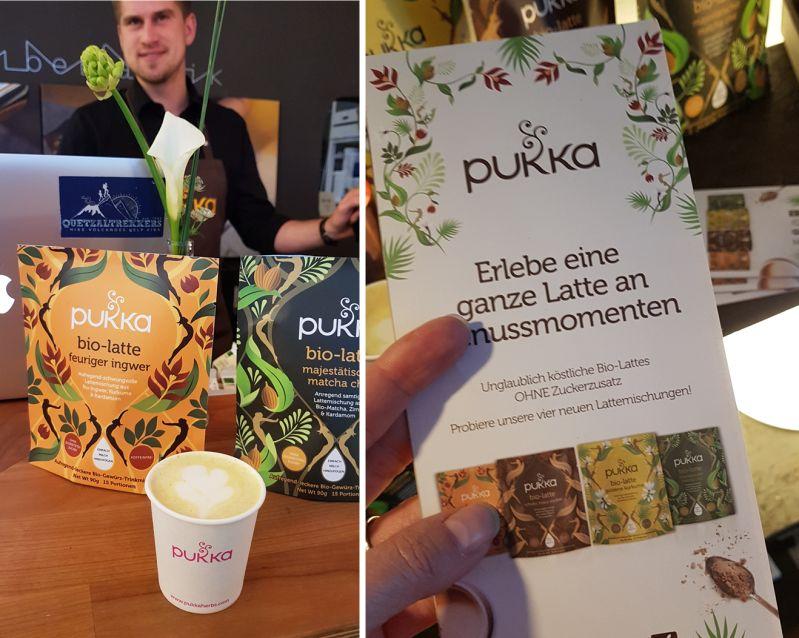 Pukka-Bio-Lattes für zuckerfreie Gaumenfreuden
