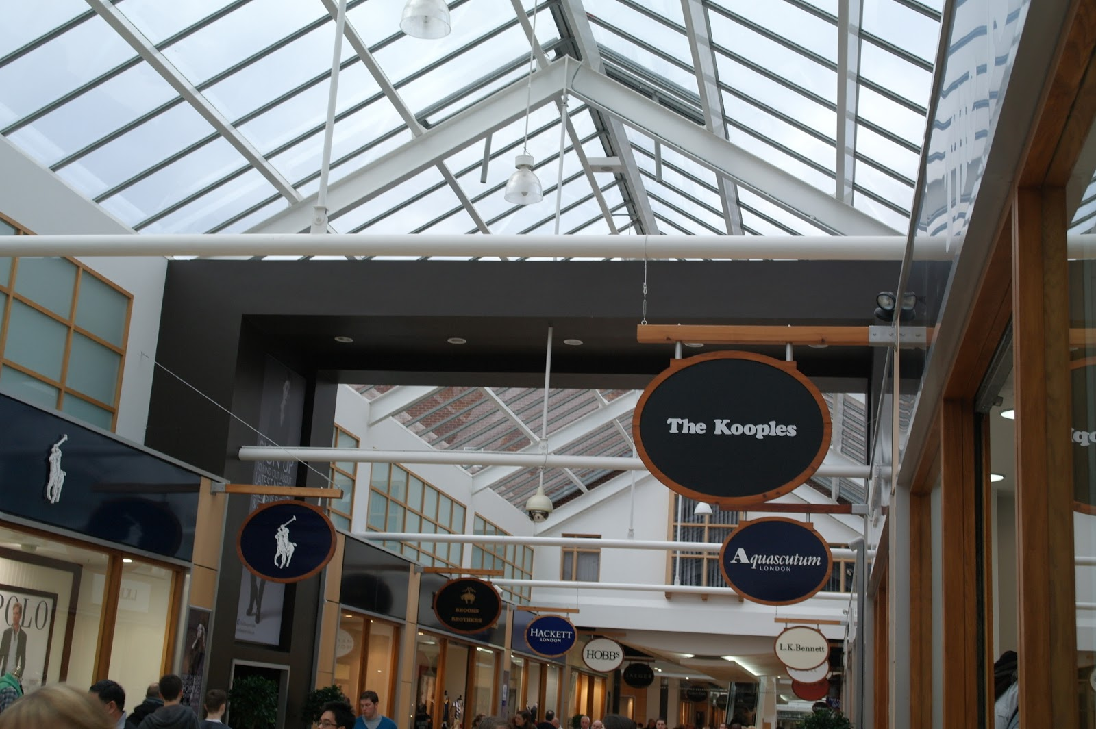 La belle aventure mum and daughters day york designer outlet for Design outlet