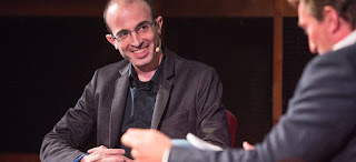 Happy Hour Literário: Yuval Harari