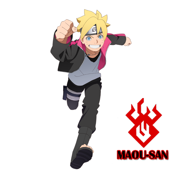 Boruto : Naruto Next Generation!