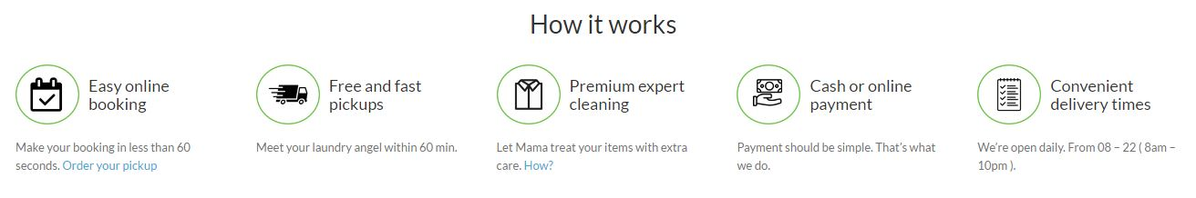 dobi mudah, cara mudah khidmat dobi pakaian, mama wosh, berita baik untuk warga kota