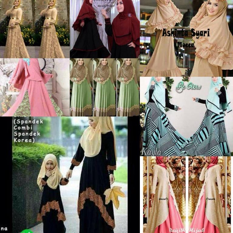 Cara Tampil Stylish Dengan Busana Muslim Bagi Yang Gemuk Beautyasti1