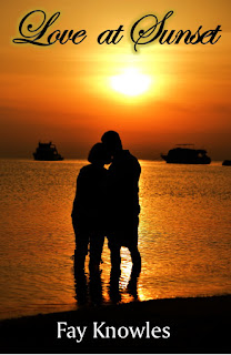 LOVE AT SUNSET