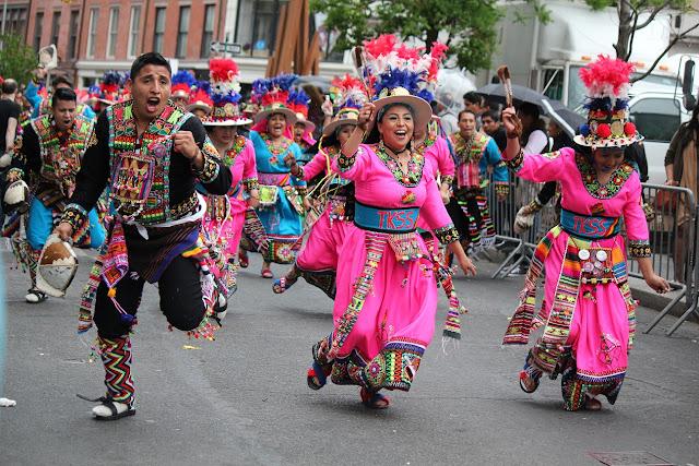 grupo de danza tradicional boliviana Tinkus alma boliviana