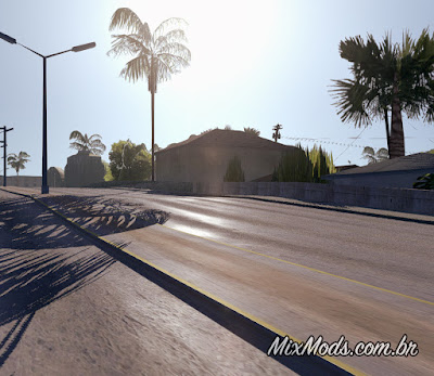 gta sa san andreas hd graphics mod pbr renderhook