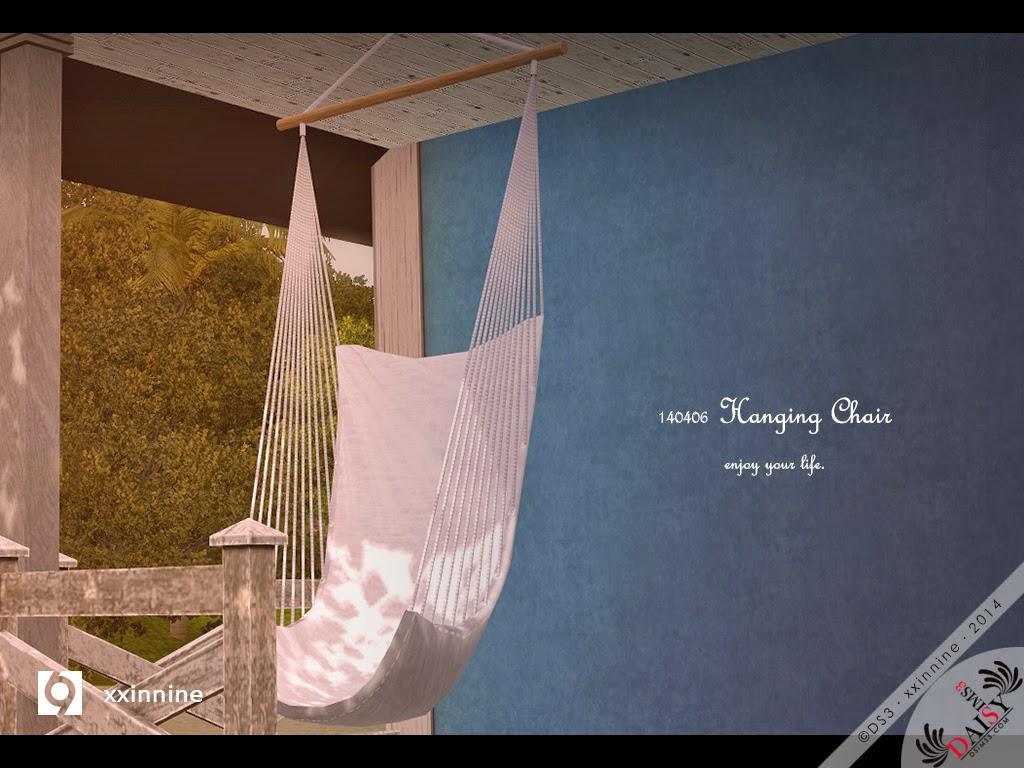 My Sims 3 Blog Hanging Chair By Xxinnine