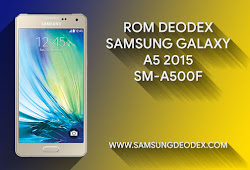 √ Rom Deodex Samsung A510fd - Munaz loby