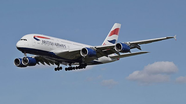 Gambar Pesawat Airbus A380 07