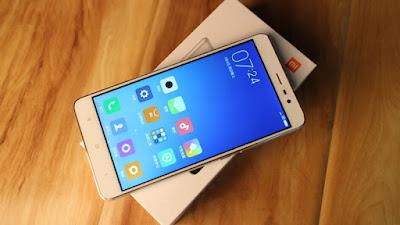 danh gia Xiaomi Redmi 3 Pro