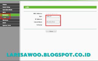 Cara Seting Tp-Link TL-WA701ND Sebagai Repeater