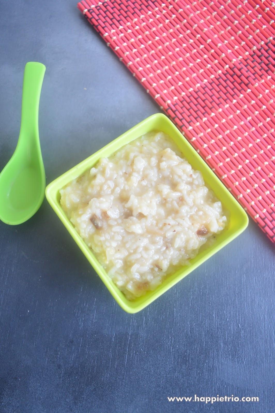 Jeeraka Kanji Recipe | Cumin Flavored Rice Gruel Recipe | Iftar Special
