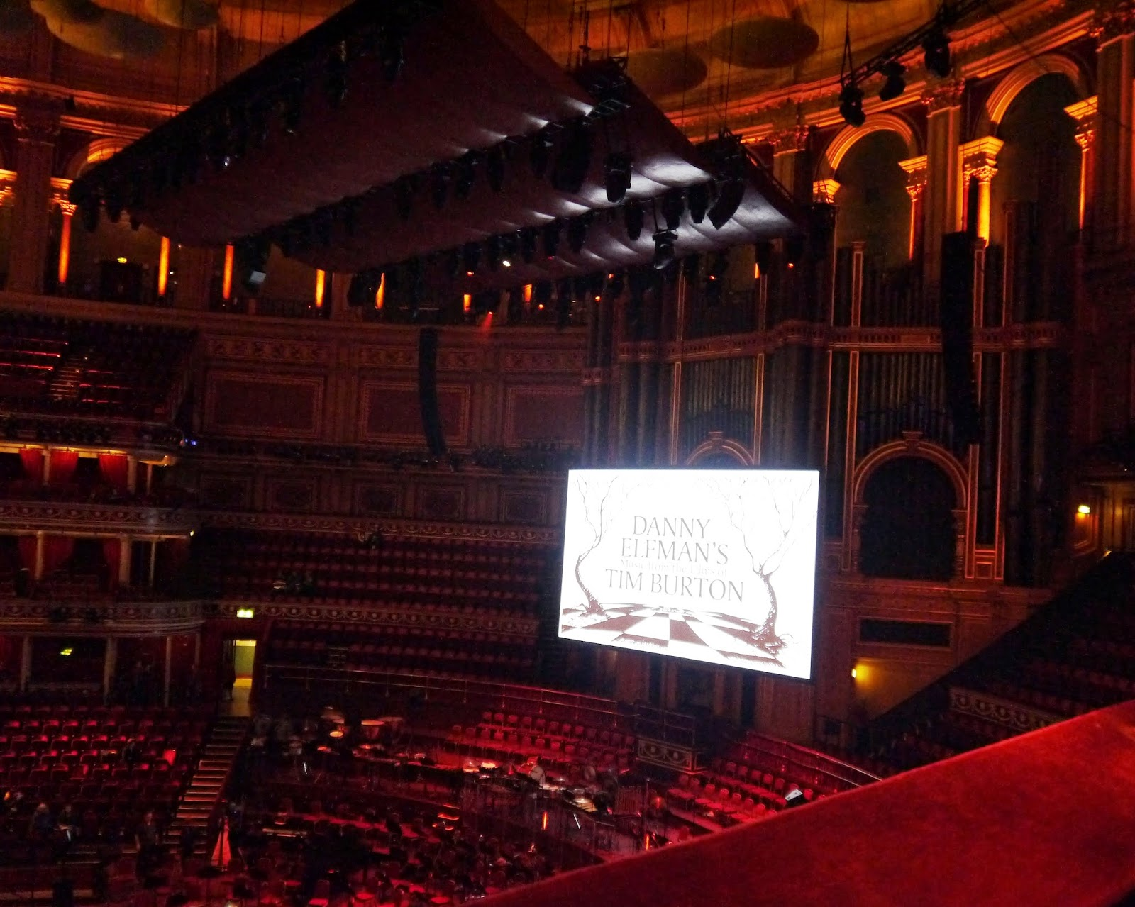 Royal Albert Hall Music from the Films of Tim Burton
